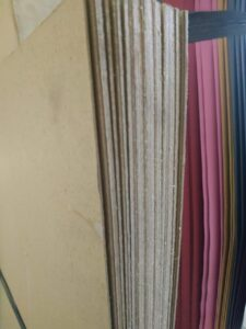 Kertas yellowboard dan kertas jasmine